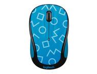 Мишки Logitech M238 Play Collection, GEO BLUE