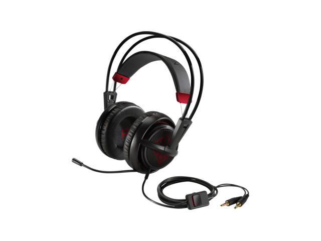 Слушалки HP OMEN SteelSeries Headset