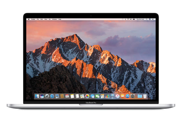 "Лаптопи Apple MacBook Pro 15"" Retina Silver"