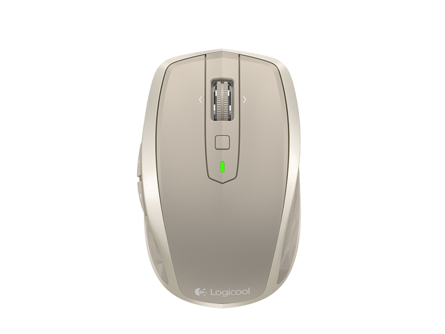 Мишки Logitech MX Anywhere 2, сребриста