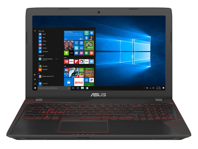 Лаптопи Asus FX553VD-FY371T