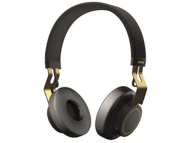 Слушалки Jabra Move, Gold