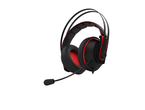 Слушалки ASUS Cerberus V2 Gaming Headset, в черно-червено