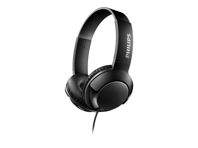Слушалки Philips BASS+ SHL3070BK