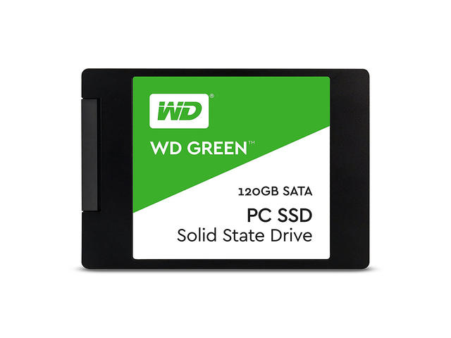 SSD 120GB SATA WD Green
