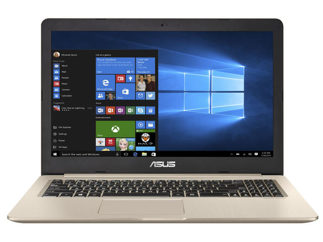 Лаптопи ASUS VivoBook Pro N580GD-E4154
