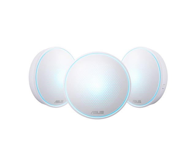 Рутери ASUS Lyra Home WiFi System, Pack of 3