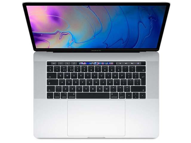 "Лаптопи MacBook Pro 15"" Touch Bar Silver"