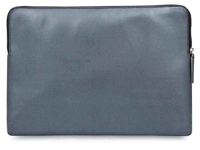 Чанти за Лаптопи Knomo Laptop Leather Embossed Sleeve 13