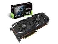 Видео карти ASUS DUAL GeForce RTX 2080 Ti О11G