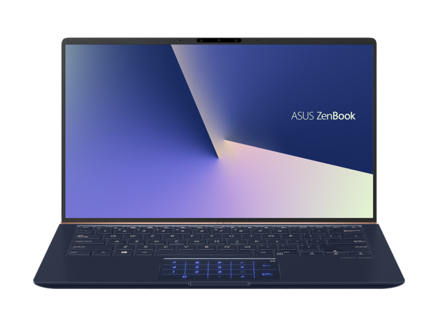 Лаптопи ASUS ZenBook 14 UX433FA-A5142T