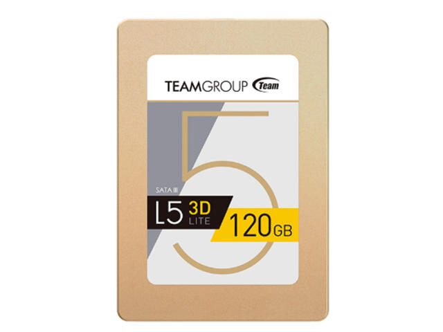 SSD 120GB SATA Team Group L5 LITE 3D SSD