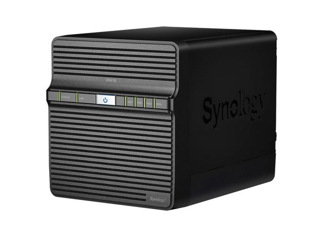 Storage (NAS) Synology DS418j/4x2TB