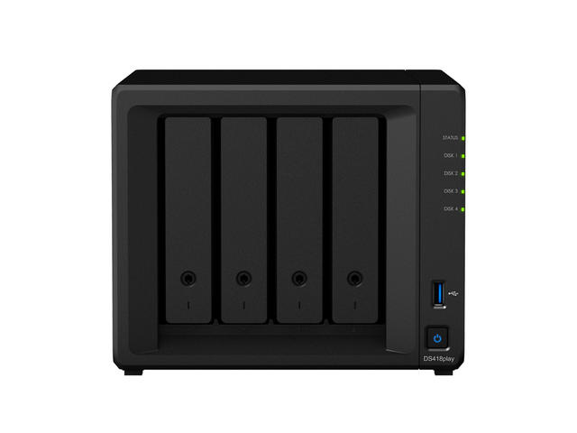 Storage (NAS) Synology DS418play/4x4TB