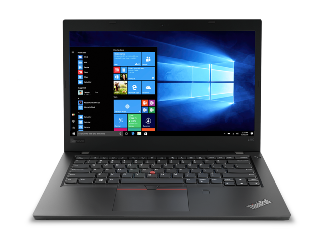 Лаптопи Lenovo ThinkPad L480