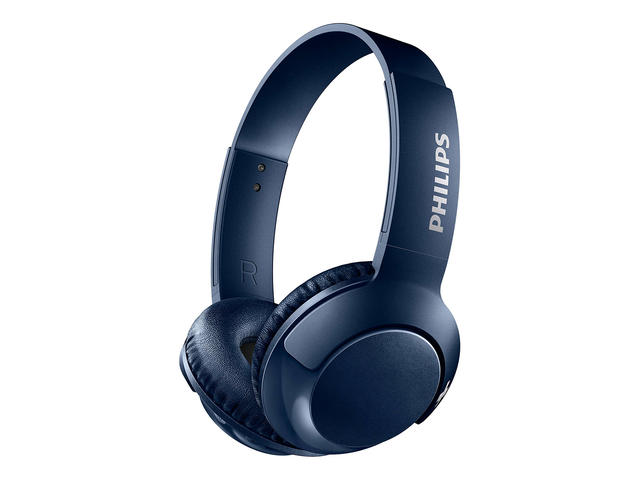 Слушалки Philips SHB3075BL