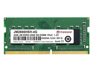 Оперативна памет 4GB DDR4 2666MHz Transcend SO-DIMM