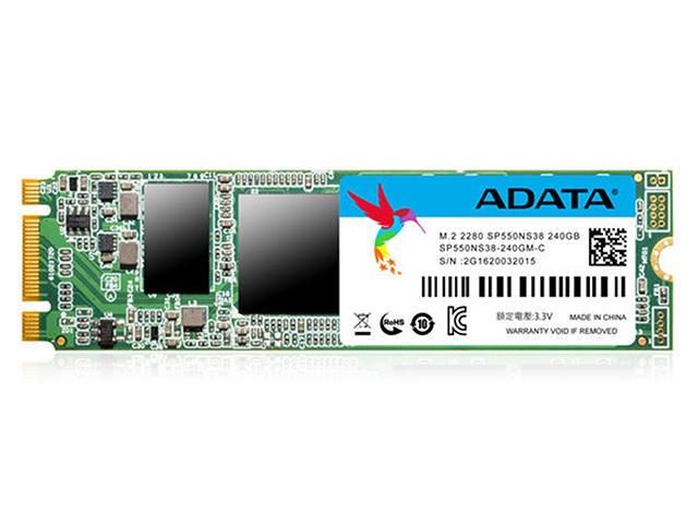 SSD 240GB M.2 2280 ADATA SP550