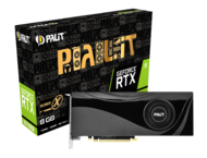 Видео карти Palit GeForce RTX 2070 Super X