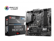 Дънни платки MSI B360M MORTAR