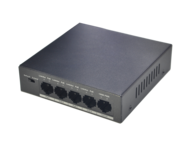 Рутери Dahua PFS3005-4P-58 4-Port PoE Switch 10/100 Mbps