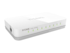 Рутери D-Link 8-Port Gigabit Easy Desktop Switch