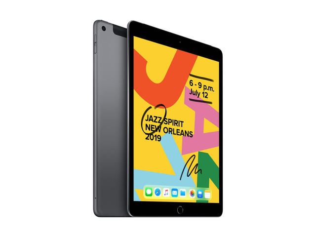 Таблети Apple iPad 10.2 Wi-Fi 128GB Space Grey