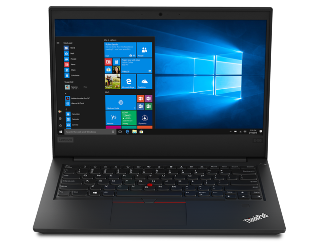 Лаптопи Lenovo ThinkPad E490