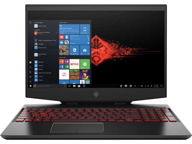 Лаптопи HP Omen 15-dh1003nu