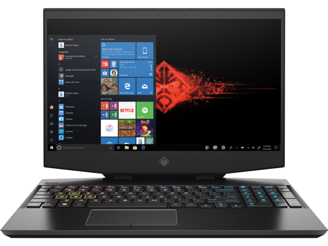 Лаптопи HP Omen 15-dh1000nu