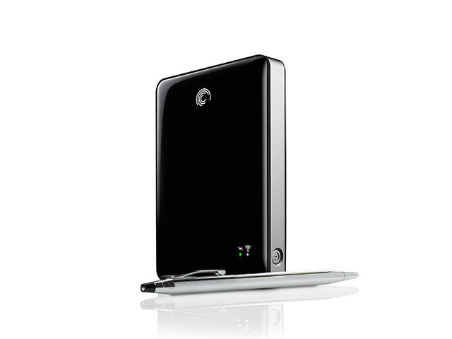 Външни дискове 500GB Seagate Satellite Mobile Wireless
