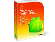 Офис програми Office Home and Student 2010 32-bit/x64
