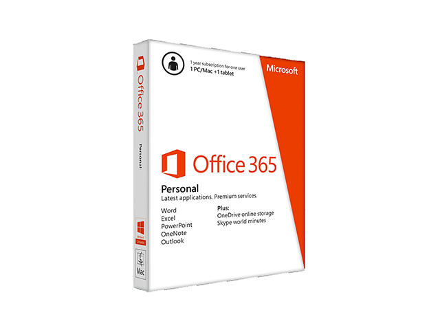 Офис програми Microsoft Office 365 Personal English