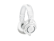 Слушалки Audio-Technica ATH-M50XWH Professional Monitor, в бяло