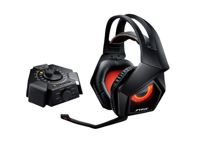 Слушалки ASUS STRIX 7.1 Gaming Headset