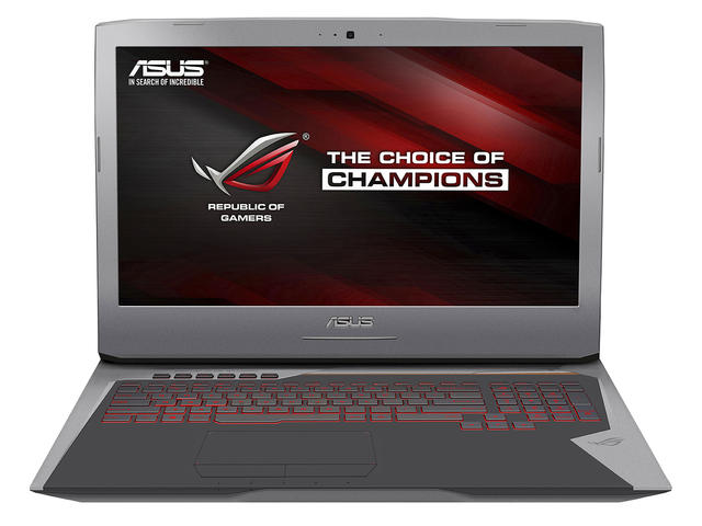 Лаптопи ASUS ROG G752VS-GC118T