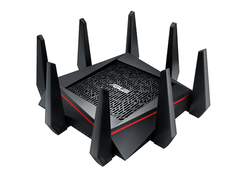 ASUS AC5300 Tri-band WiFi Gaming router