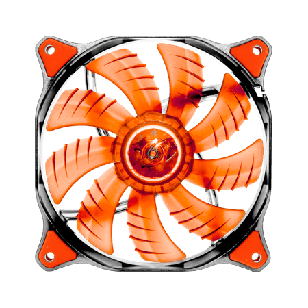 Cougar CFD120 RED LED Fan