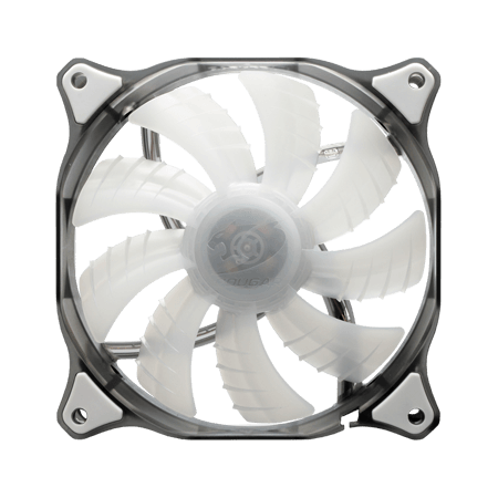 Cougar CFD120 WHITE LED Fan