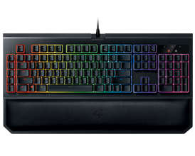 Razer BlackWidow Chroma V2 (Green Switch) - US Layout