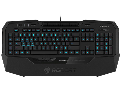 Roccat Isku+ Force FX Illuminated
