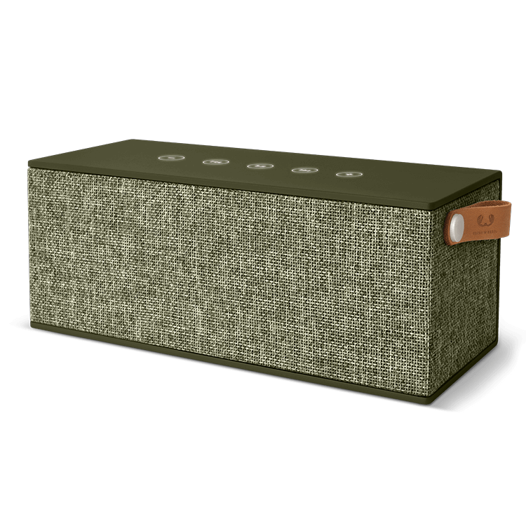 Fresh n Rebel ROCKBOX BRICK XL FABRIQ EDITION,  Army
