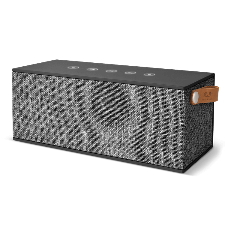 Fresh n Rebel ROCKBOX BRICK XL FABRIQ EDITION,  Concrete