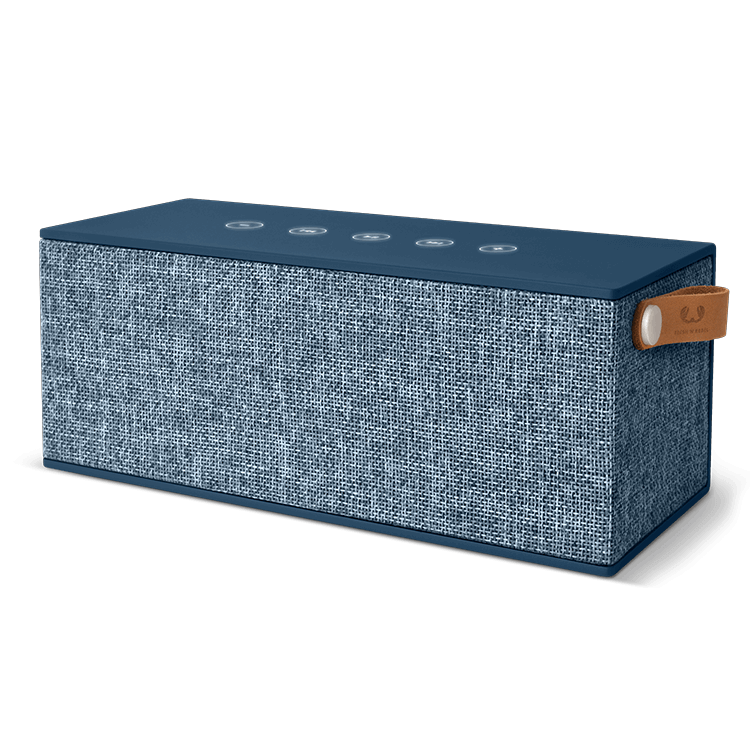 Fresh n Rebel ROCKBOX BRICK XL FABRIQ EDITION,  Indigo