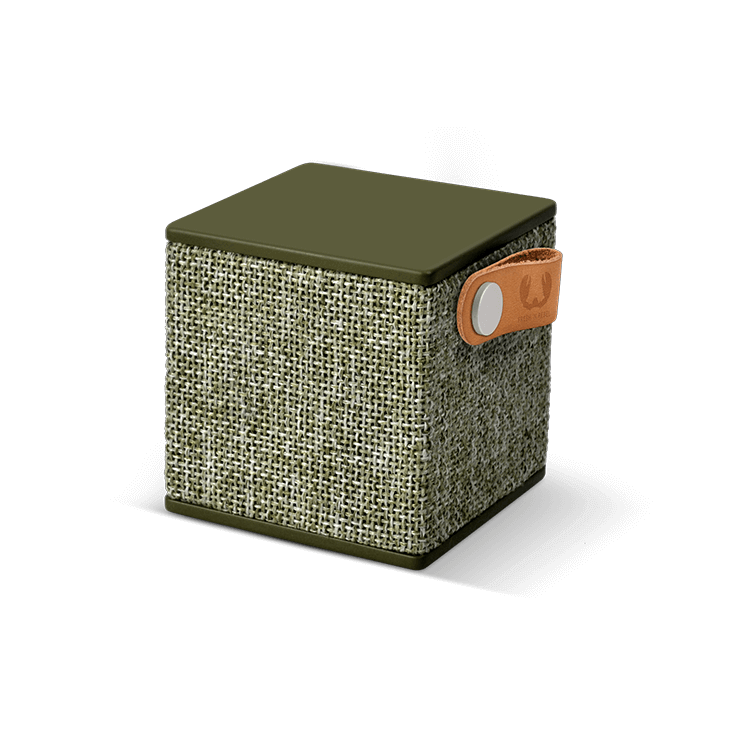 Fresh n Rebel Rockbox Cube Fabriq Edition,  Army