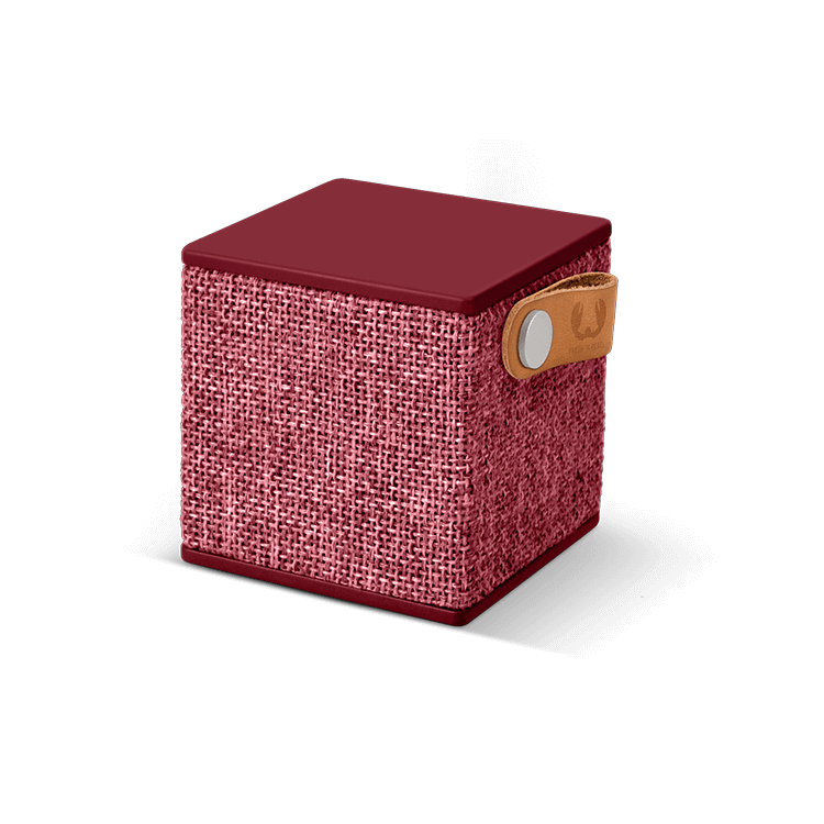 Fresh n Rebel Rockbox Cube Fabriq Edition,  Ruby
