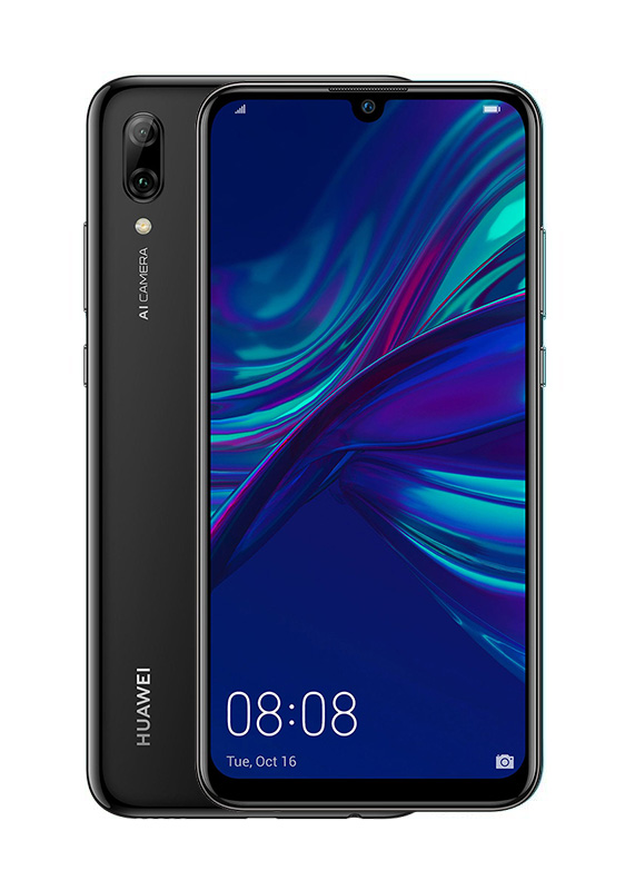 Huawei P Smart (2019) Dual SIM 64GB, Midnight Black