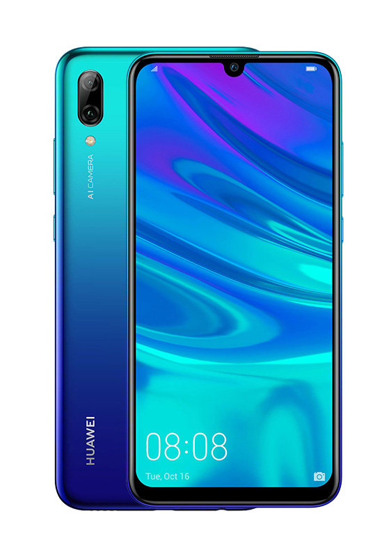 Huawei P Smart (2019) Dual SIM 64GB, Aurora Blue
