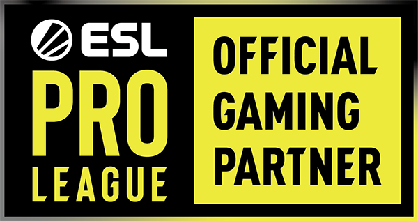 ESL Pro League Partnership logo