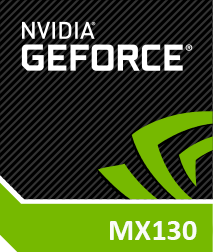 Nvidia geforce mx130